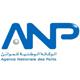 AGENCE NATIONALE DES PORTS Logo